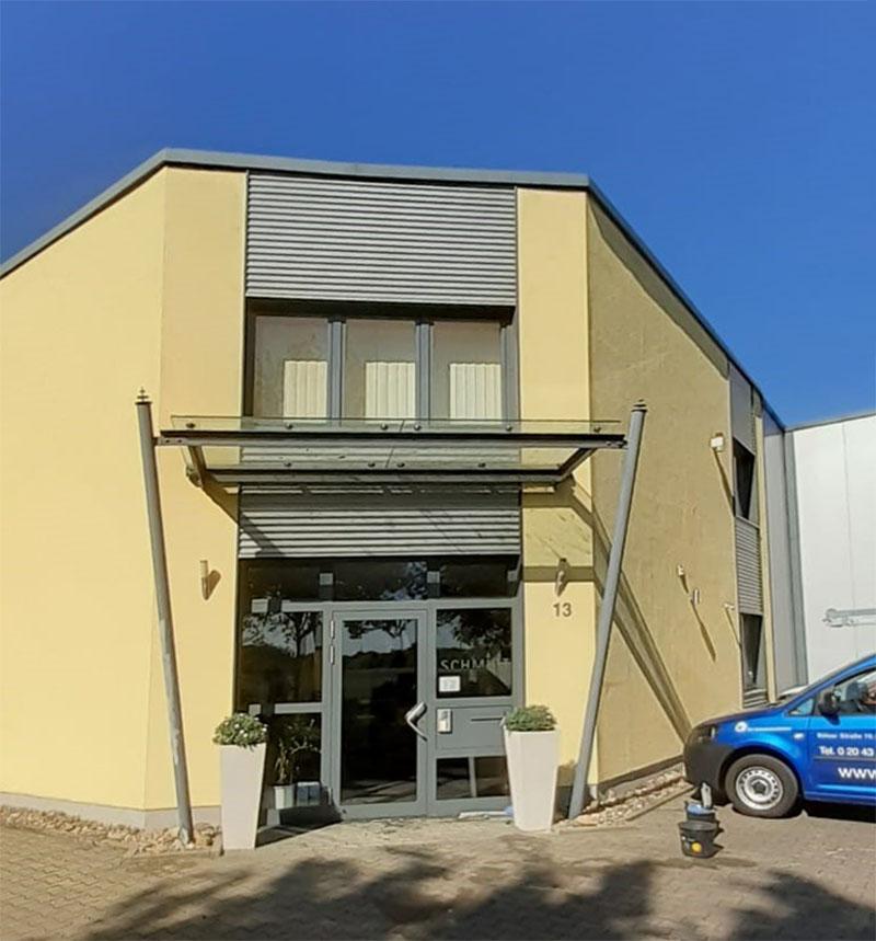 Fassade-Algenschutz