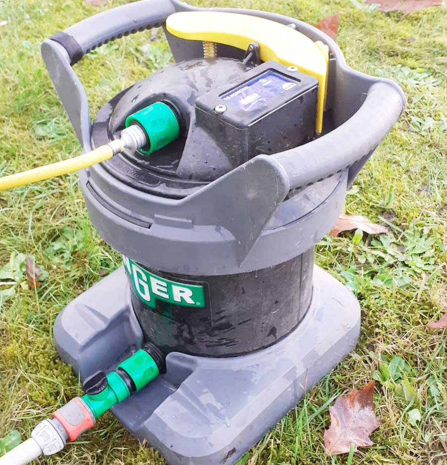 Osmose-Pumpe ohne Chemie